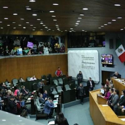 Congreso de Nuevo León aprueba reforma que penaliza el aborto