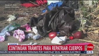 Foto: Consulado Guatemala Chiapas Traslado Migrantes 11 de Marzo 2019