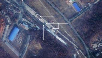 Fotos por satélite muestran que Corea del Norte estaría preparando un lanzamiento de misil, 9 marzo 2019