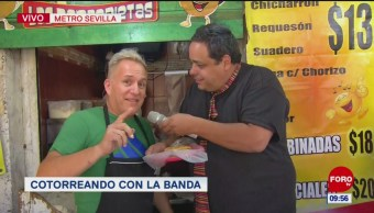 #CotorreandoconlaBanda: 'El Repor' por la CDMX