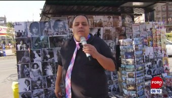Foto: Recorriendo el Zócalo de la CDMX