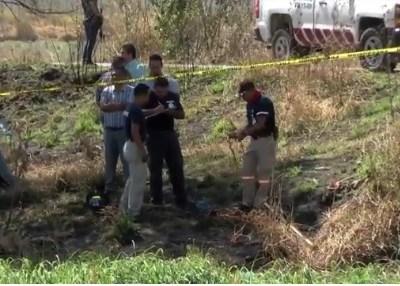 Cuerpos hallados en Jalisco corresponden a 18 hombres y una mujer