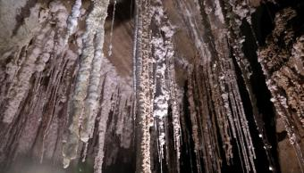 foto Descubren en Israel la cueva de sal más grande del mundo 28 marzo 2019