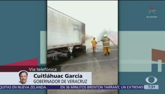 FOTO: Cuitláhuac García: Delincuencia reacciona antes acciones contundentes, 18 marzo 2019