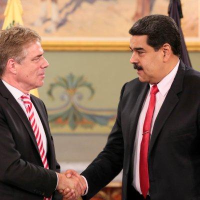 Maduro expulsa al embajador de Alemania en Venezuela
