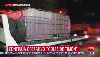 Foto: Decomisan Gasolina Guanajuato 12 de Marzo 2019