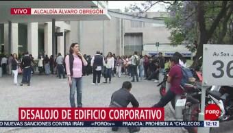 Desalojan edificio corporativo por amenaza de bomba en San Jerónimo, CDMX