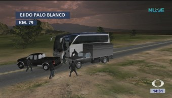 Foto: Desaparecen 19 migrantes en Tamaulipas