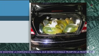 Descubren mil litros de gasolina robada en cajuela