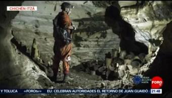 Foto: Descubren Santuario Subterráneo Chichén Itzá 4 de Marzo 2019