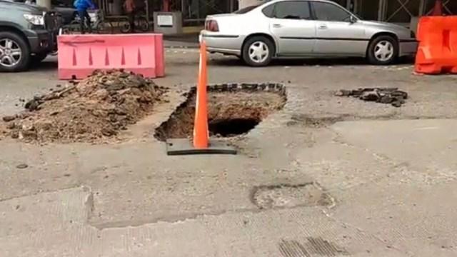 FOTO Descubren túnel en garita de Nogales, Arizona Noticieros Televisa 7 marzo 2019 sonora
