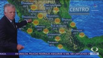 Foto: Despierta con Tiempo: Frente frío 46 afecta noreste de México