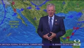Despierta con Tiempo: Nuevo frente frío ingresa por noroeste de México
