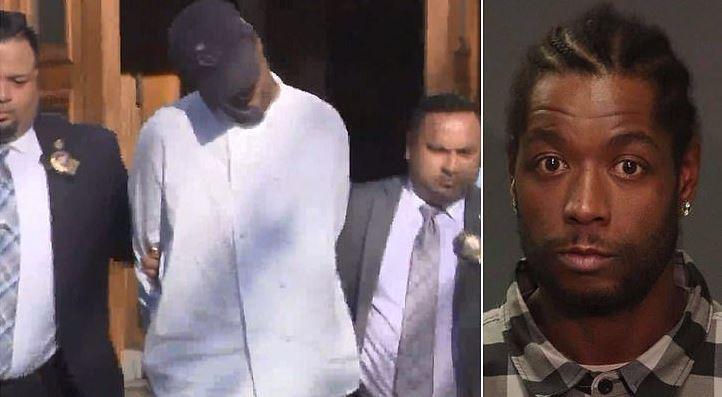 Foto: Un hombre de 36 años fue detenido por golpeado brutalmente a una anciana en Nueva York, 24 marzo 2019
