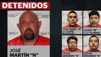 Detienen a cinco por homicidio de la fiscal Antisecuestros en Ciudad Victoria, Tamaulipas
