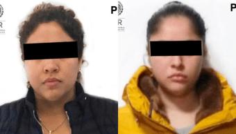 detienen a dos hijas de El Ojos en Tláhuac, Facebook, Fiscalía General de la República. 11 de marzo de 2019