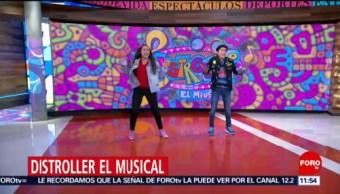 'Distroller, el musical' se presentará en la CDMX