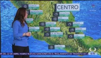 Dos frentes fríos ocasionan mal tiempo en noroeste y norte del país