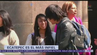 Ecatepec, ciudad número uno en lista de infieles