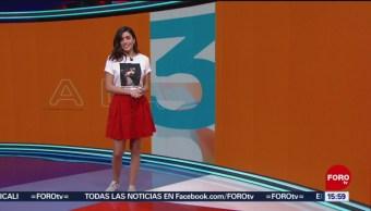 Foto: El Clima 'A las Tres' con Daniela Álvarez del 26 de marzo de 2018