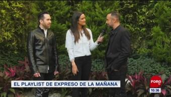 Foto: El playlist con 'Camila' de Expreso de la Mañana