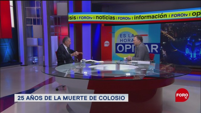 Foto: PRI Momento Muerte Colosio 25 Años Aniversario 26 de Marzo 2019