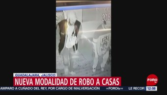 En Jalisco, criminales rentan inmuebles por internet y roban todo