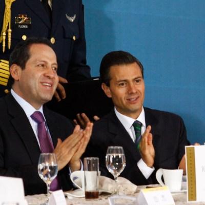 Despojan a EPN, Eruviel Ávila y Montiel de privilegios como escoltas y asistentes
