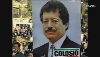 Foto: Este 23 de marzo se cumplen 25 años del asesinato de Colosio
