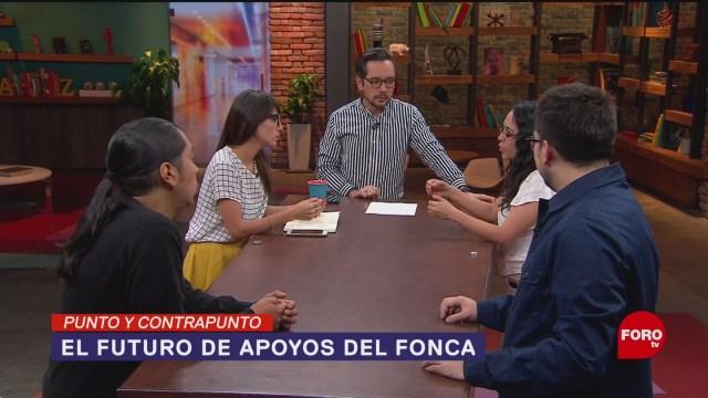 Foto: Estímulos del FONCA, una polémica