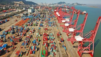 Foto: China elevó formalmente los aranceles a las importaciones estadounidenses en China en 2018, China (Getty Images)