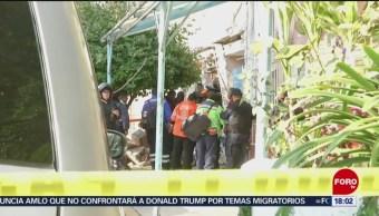 Explosión en clínica deja 14 heridos en CDMX