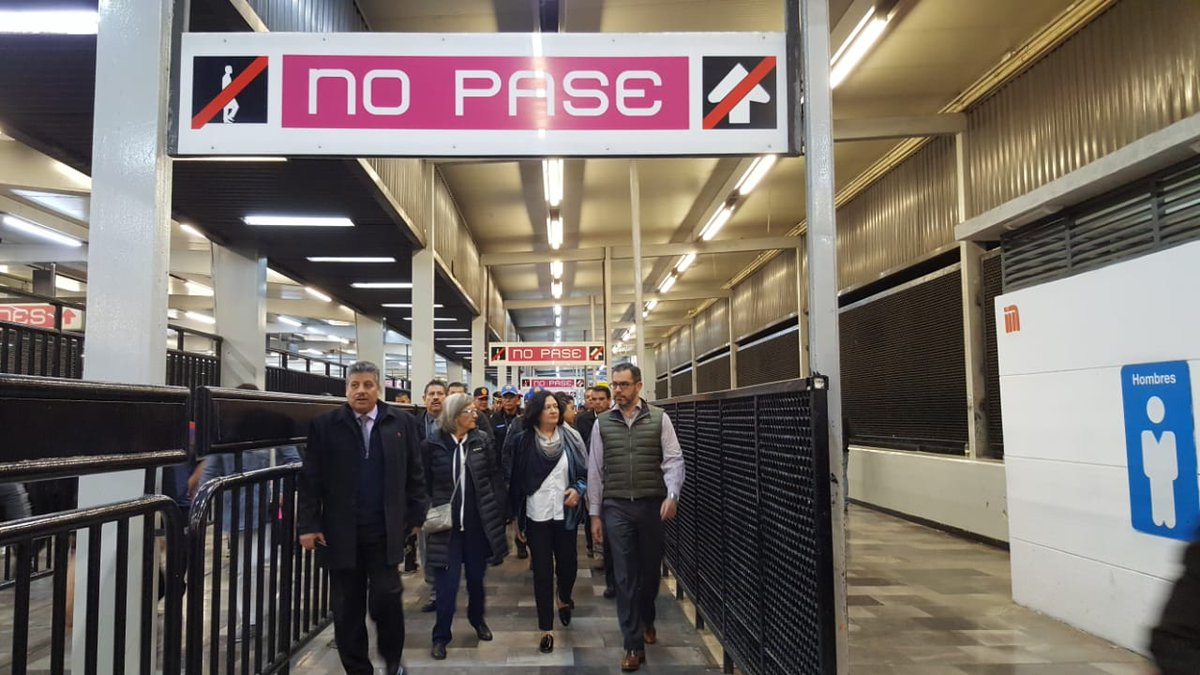 Foto: Fallas en Metro CDMX son reflejo de corrupción: directora 6 marzo 2019
