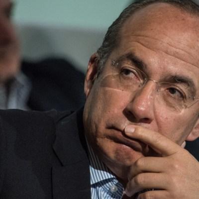 Calderón responde a acusación de AMLO