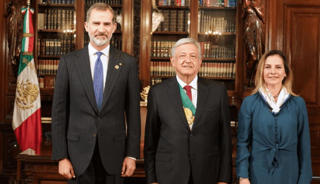 "Gobierno español rechaza ""con toda firmeza"" carta de AMLO"