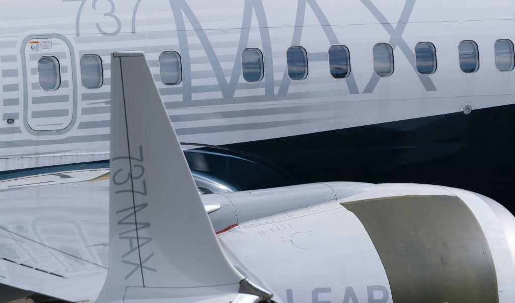 Foto: Un Boeing 737 MAX 8 parado en una pista de la compañía en Renton, Washington, EEUU, el 11 de marzo del 2019