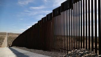 Foto: Un tramo de la nueva cerca fronteriza en Santa Teresa, Nuevo México, EEUU. El 5 de marzo de 2019