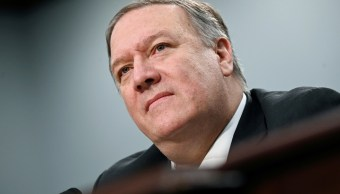 Foto: El secretario de Estado de Estados Unidos, Mike Pompeo, testifica sobre el presupuesto del Departamento de Estado para 2020. El 27 de marzo de 2019