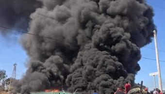 Foto: Pobladores de San Felipe, Baja California, México, se enfrentan con militares. El 28 de marzo de 2019