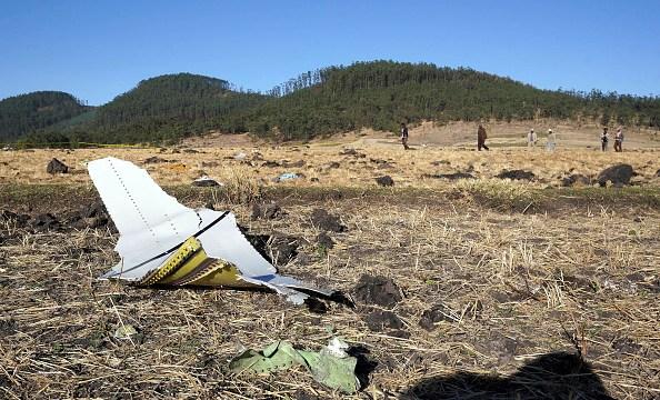 recuperan caja negra del avion de ethiopian airlines en que murieron 157 personas