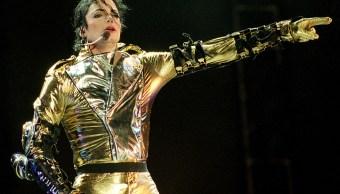 foto Michael Jackson rey del pop 10 noviembre 1996