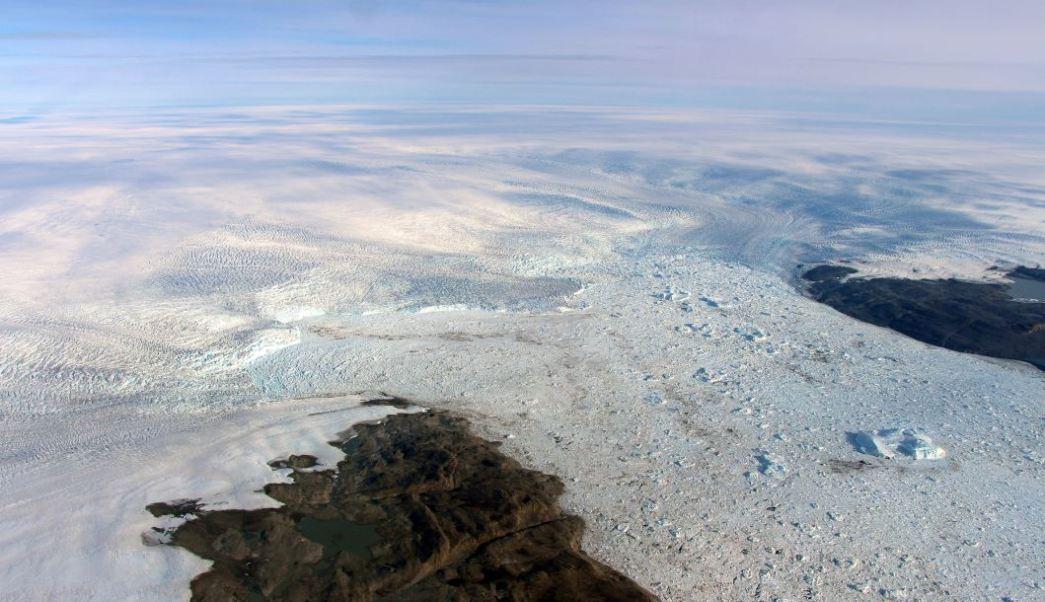 Foto: Glaciar de Groenlandia crece de nuevo revela NASA 25 marzo 2019