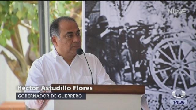 Foto: Gobernador de Guerrero defiende trabajo de ciudadanos del sur