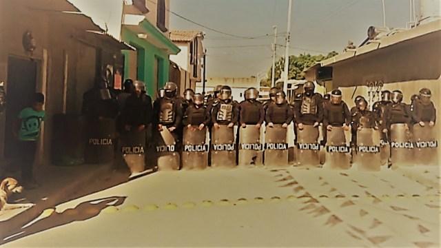 Con 'Golpe de Timón', federales ingresan a Santa Rosa de Lima, bastión de 'El Marro'