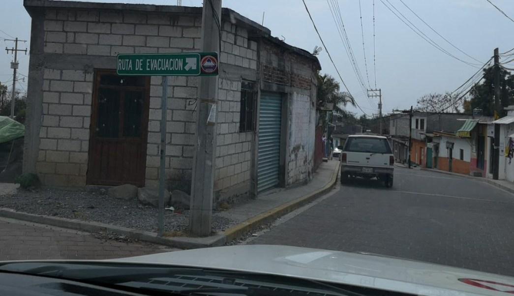 Foto Comunidades cercanas al Popocatépetl exigen rutas evacuación 20 marzo 2019