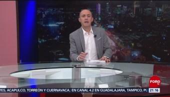 Foto: Hora 21 Julio Patán 4 de Marzo 2019
