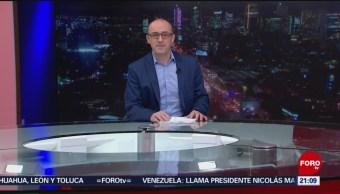Foto: Hora 21 Julio Patán 5 de Marzo 2019