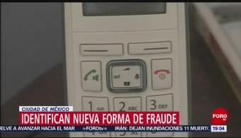 Foto: Nueva Forma Fraude Sobre Amarillo Patrona 25 de Marzo 2019