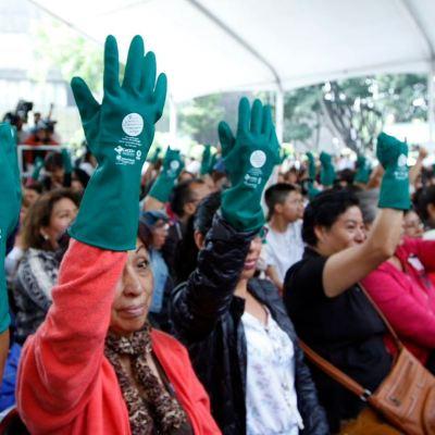 IMSS inicia programa para incorporar a empleadas domésticas