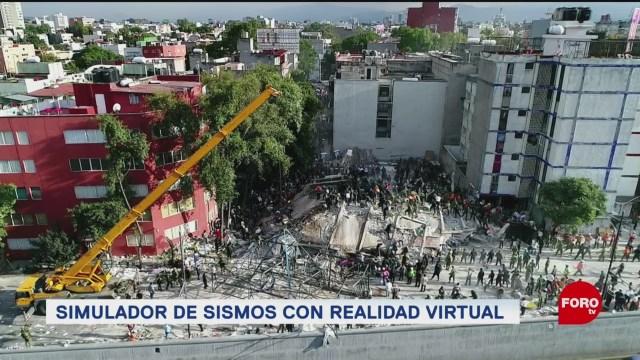 Ingenieros de la UNAM crean un simulador de sismos